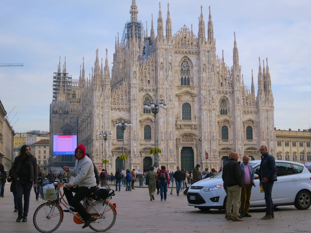 Cultural Tourism Milan Cathedral