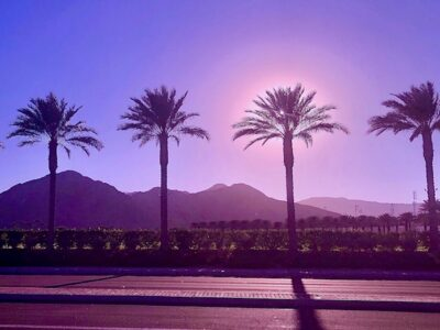 Things to do in Palm Springs at night